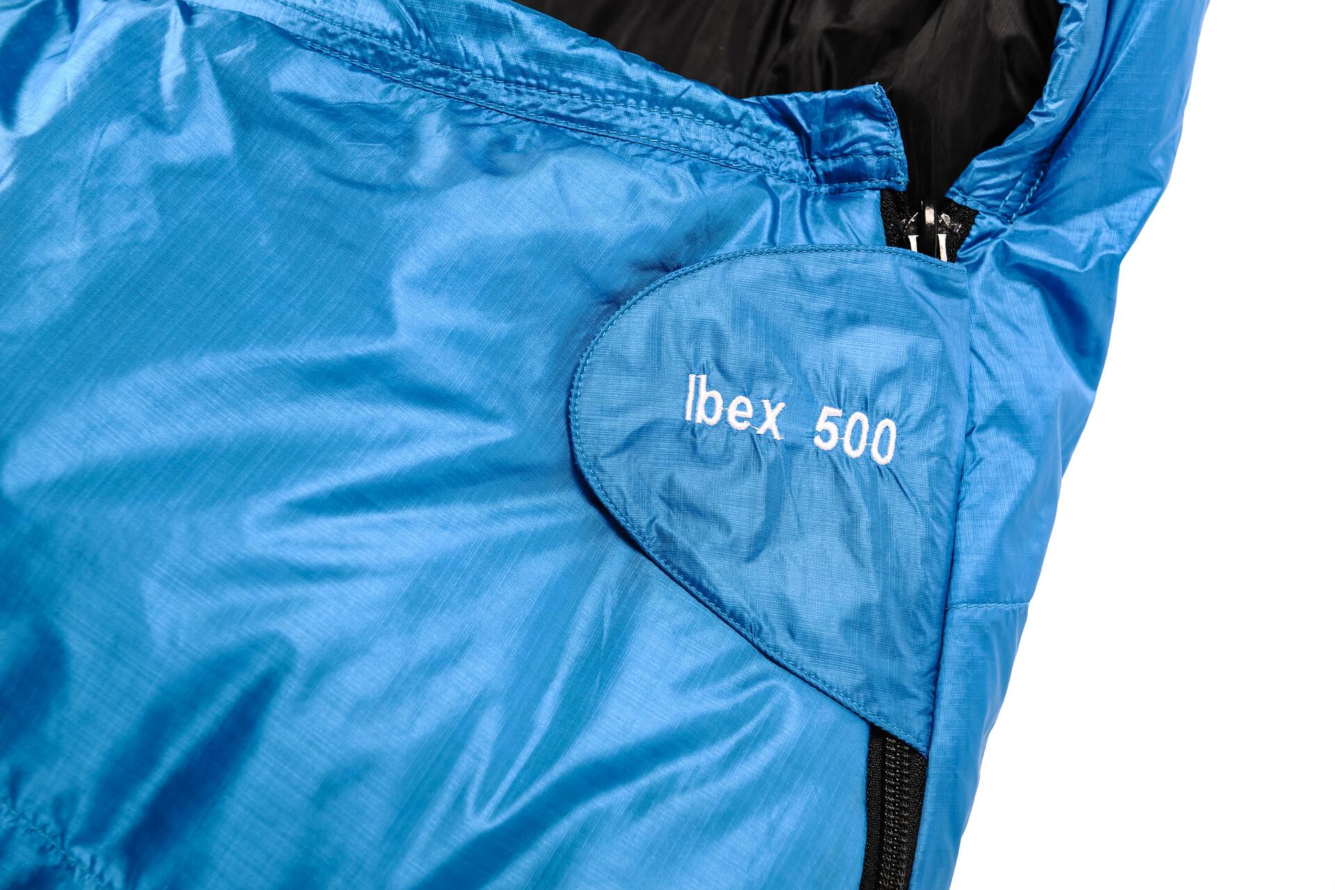 Sac S CouchageTurquoiseblack De 500 Ibex Alvivo YHWED29I